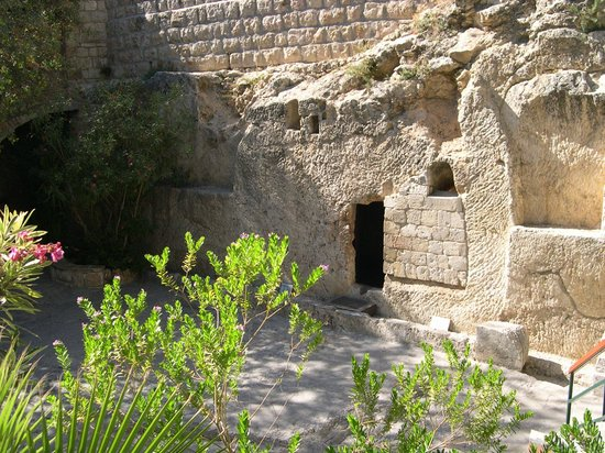 Calvaire de Gordon : Garden Tomb