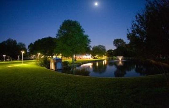 Cooper Hotel Conference Center & Spa: Tent Reception