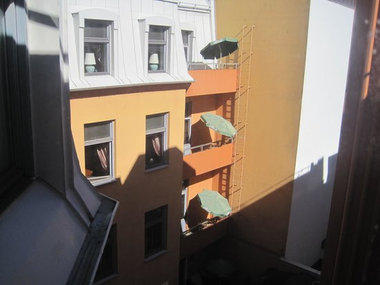 Hotel Karnan: Utsikt