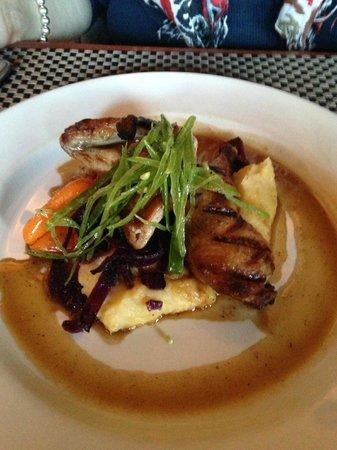 Restaurant La Petite Cachee : Cornish Game Hen