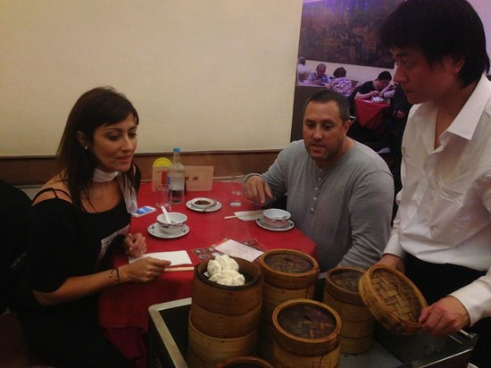 Dim Sum Palace : Too many to try