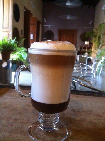 Sugarpop: Moka with Segafredo coffee