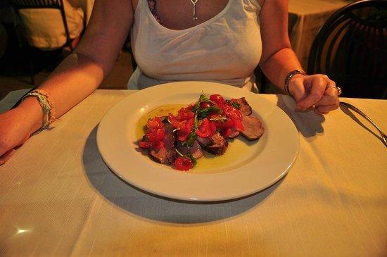 Enoteca Ristorante Il Vicolo: pork