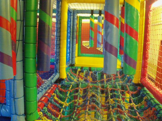 Childrens Soft Play Area Open Every Night Picture Of The