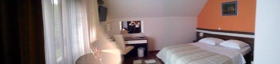 Hotel Degenija: panaroma view