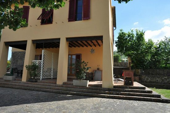 Podere Bellavista: our appartement