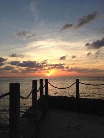 Playa Azul Golf, Scuba, Spa: 1st evening at hotel