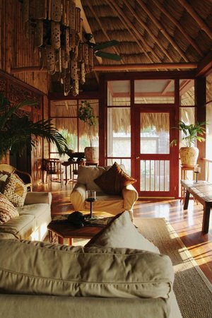 Turtle Inn: Interior Decor of Villas and Cottages