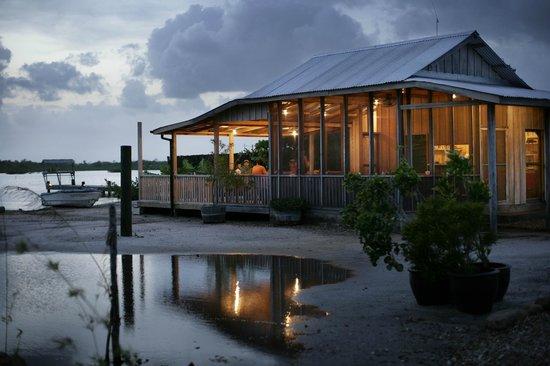 Turtle Inn: Auntie Lubas Creole Cuisine