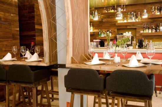 Ancora bar e cucina urbana ciudad de m xico polanco for Cocina urbana restaurant