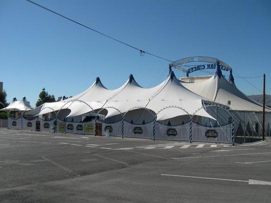 Benidorm Circus: Very nice Big-top , Good seating
