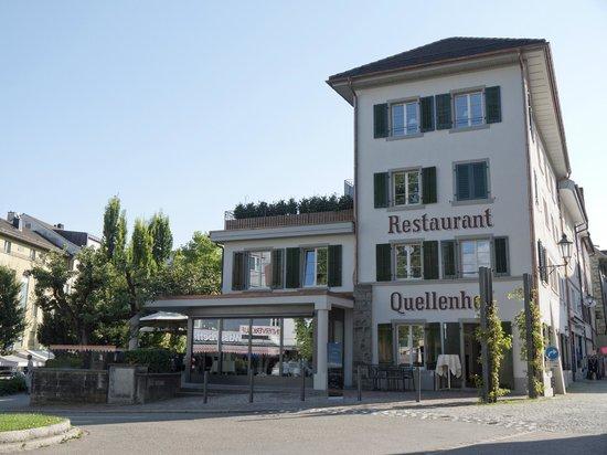 Restaurant Quellenhof: Quellenhof Rapperswil