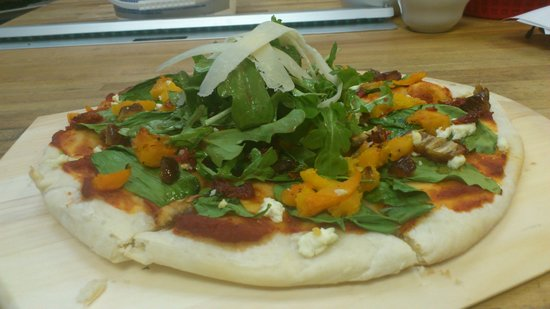 Grass Roots Bistro: New Summer Pizza
