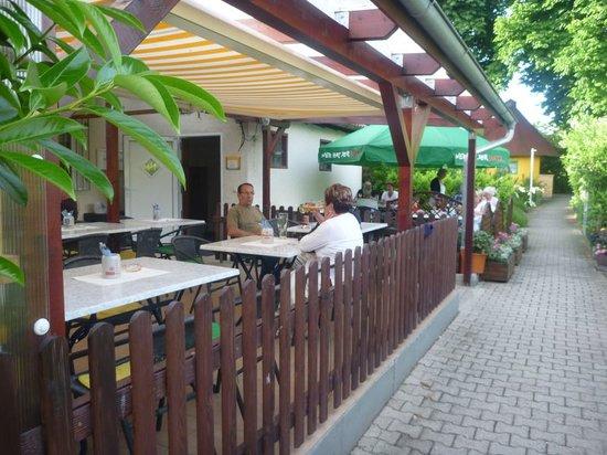 Gaststaette Kleingartenverein Rheinstrandsiedlung Karlsruhe