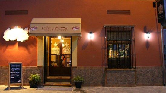 Restaurante casa juanma en los palacios y villafranca con - Casas en los palacios y villafranca ...