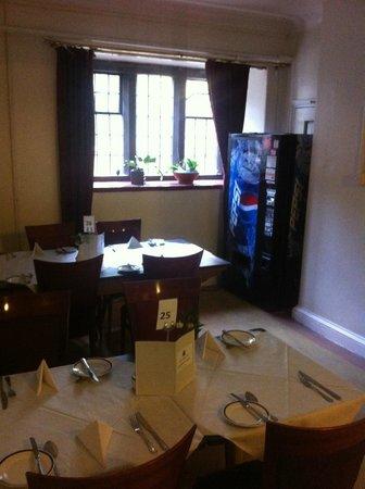 Grange Rochester Hotel: Breakfast room