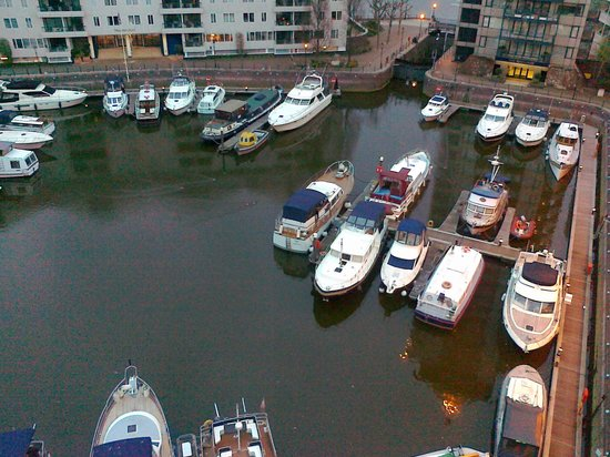 The Chelsea Harbour Hotel: View from the Suite