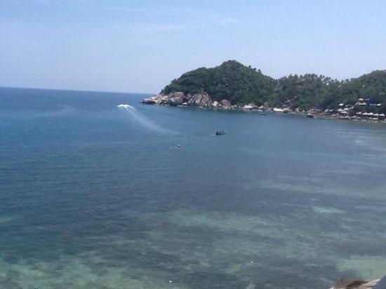 Jamahkiri Resort & Spa: View from hotel room