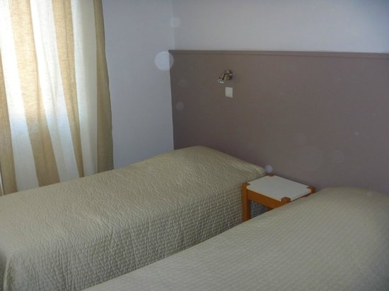 Hotel Cote d'Azur : Chambre 16