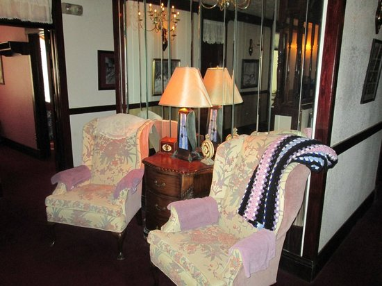 The Historic Argo Hotel : Parlor
