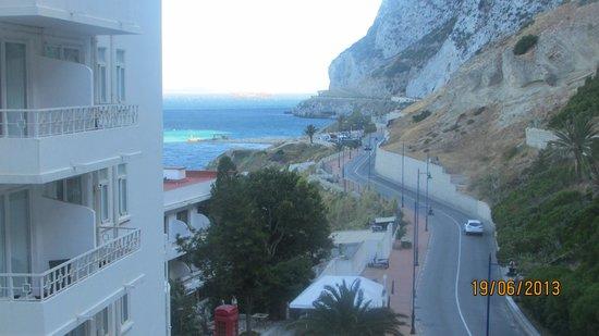 Caleta Hotel: The view