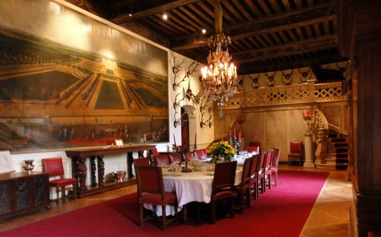 Chateau Brissac Restaurant