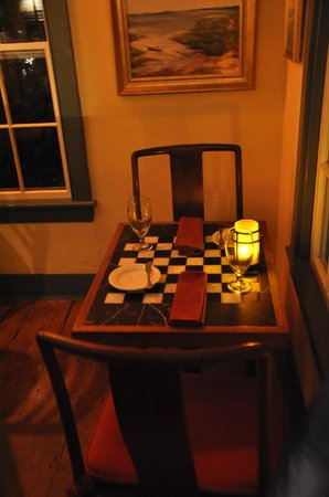 Oran Mor: Another table
