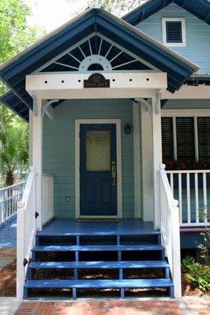 Steinhatchee Landing Resort cottage