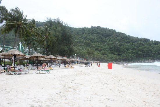 Le Meridien Phuket Beach Resort: Private