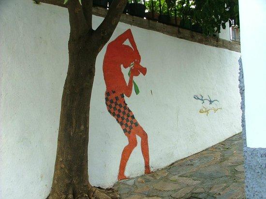 Apartamentos Jardines del Visir: Arte