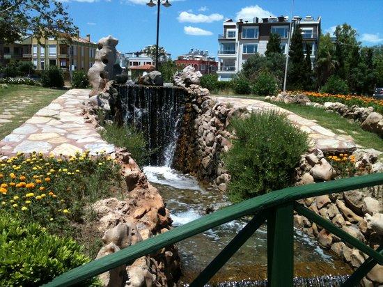 Aura City Hotel: outside