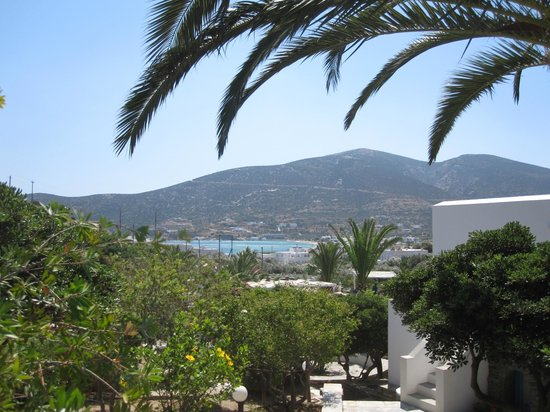 Alexandros Hotel: view from hotel