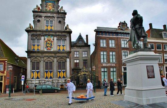 Cheese Market Hoorn
