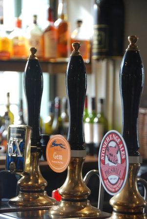 Methuen Arms Hotel: Local Ales