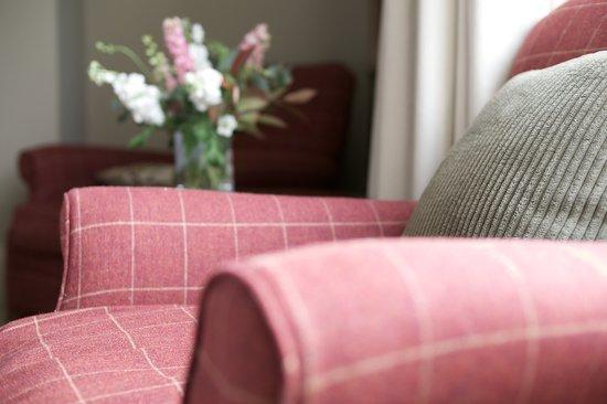 Methuen Arms Hotel: Comfy Rooms