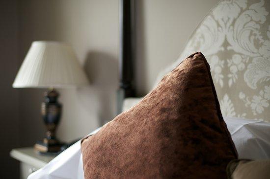Methuen Arms Hotel: Luxury Room