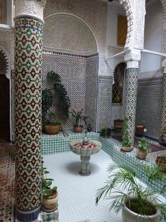 Riad Dar El Mouhit : Patio