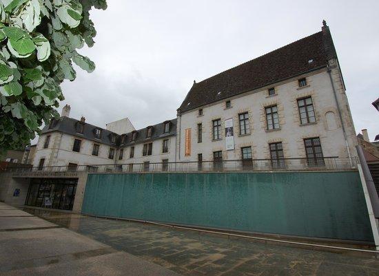 Clamecy, Francia: Façade du Musée