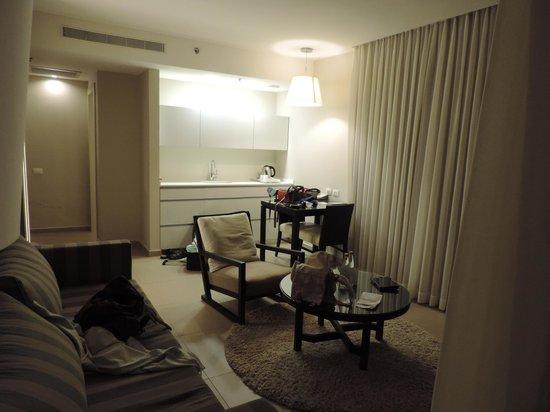 Ramada Hotel and Suites Netanya: pristine