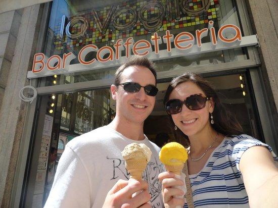 La Voglia Ice Cream: Best Gelato EVER!