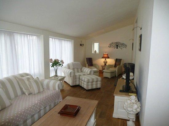 Maison Laurent: lounge