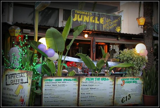 Thomas's Jungle Taverna