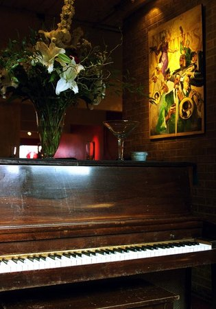 The Square Grouper: our piano bar