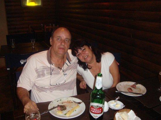 La Dama Juana: Um agradável almoço !