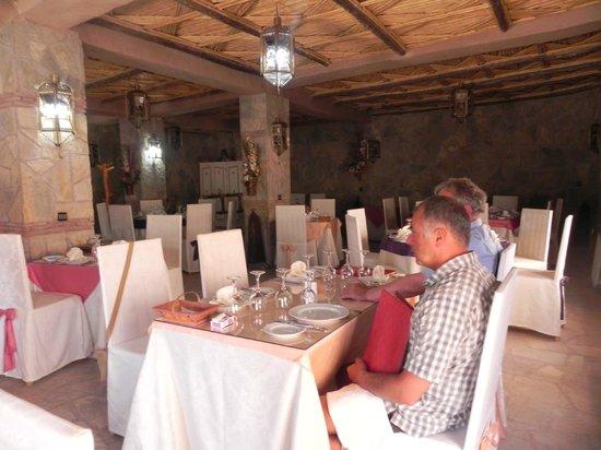 Chez Michele: jolie salle de restaurant