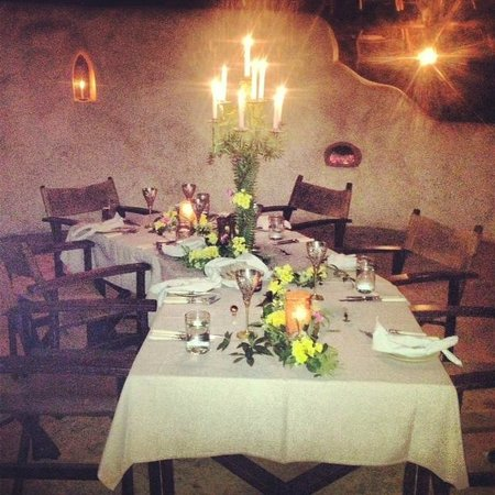 Ngong House: Our romantic, amazing dinner experience