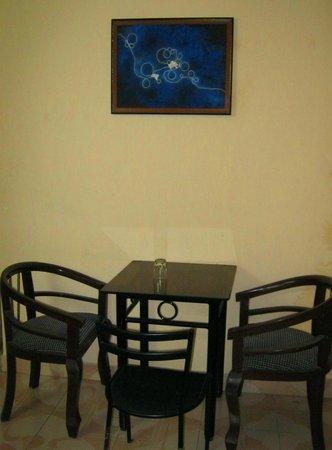 S K M Residency: Dining