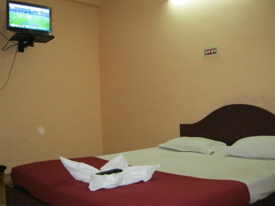S K M Residency: Double room
