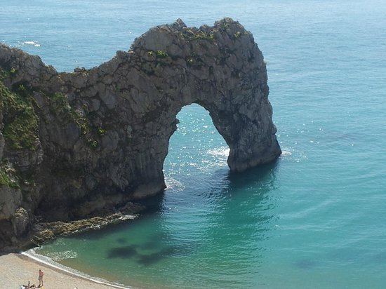 Lulworth Cove and Durdle Door: Durdle Door