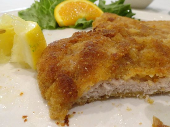 Michael's Restaurant : Weiner Schnitzel